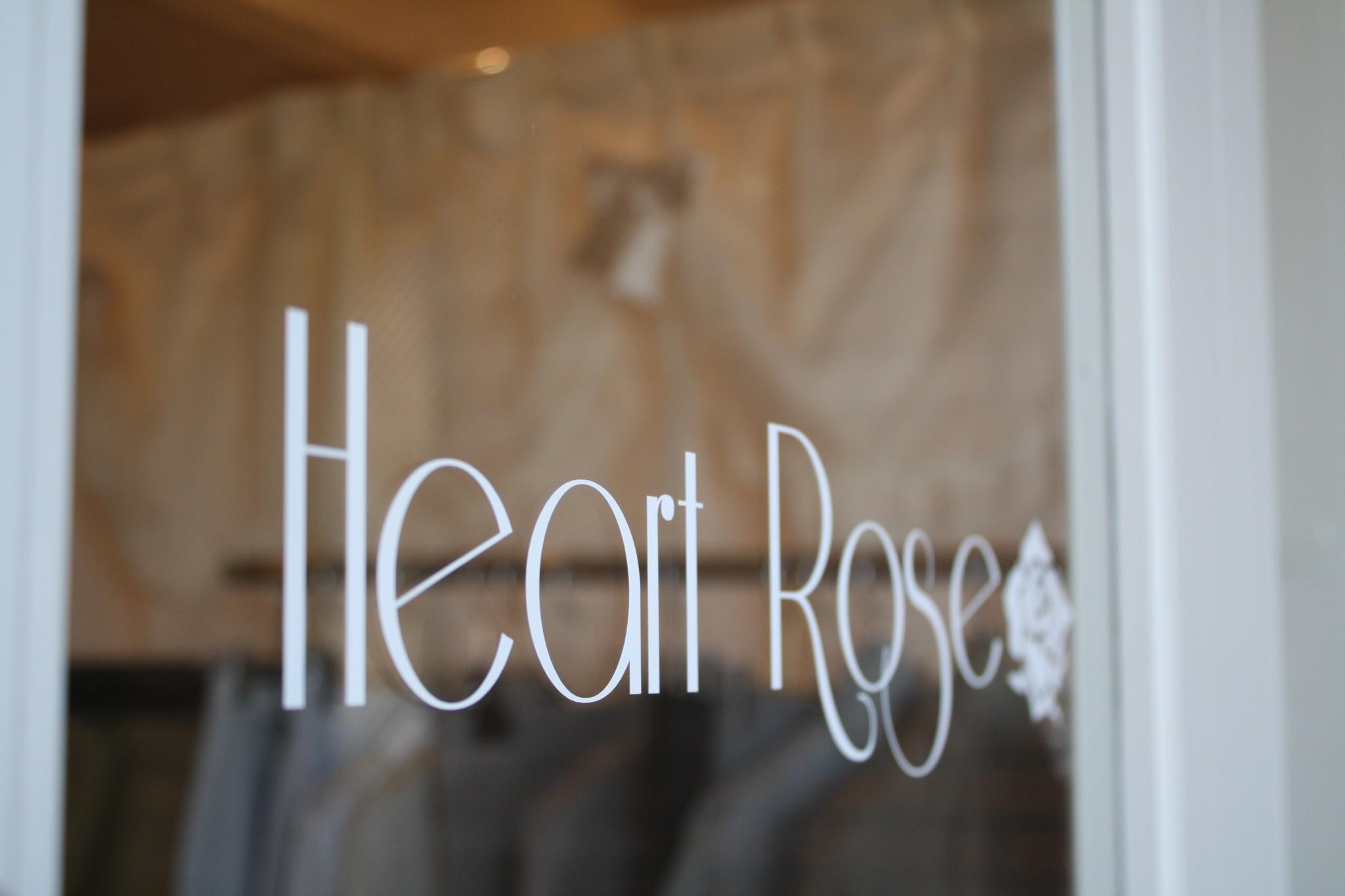 Heart Rose入口